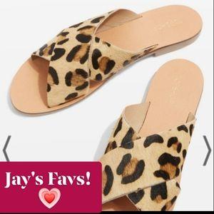 TOPSHOP - leopard sandals